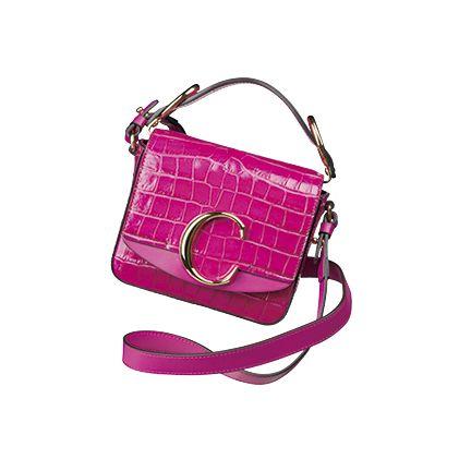 Bag, Handbag, Shoulder bag, Pink, Magenta, Fashion accessory, Violet, Material property, Luggage and bags, Satchel,