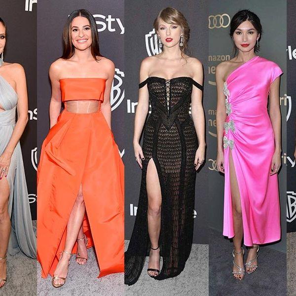 Fashion model, Clothing, Fashion, Dress, Pink, Shoulder, Orange, Haute couture, Strapless dress, Model,
