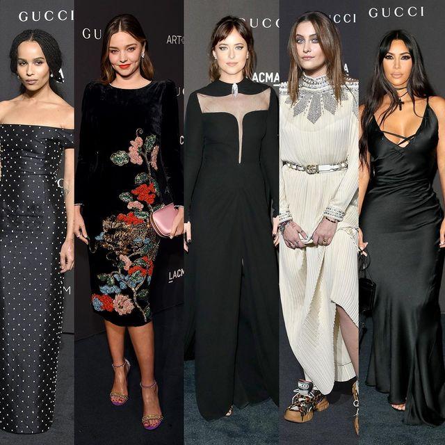 Fashion model, Clothing, Dress, Fashion, Shoulder, Event, Little black dress, Cocktail dress, Joint, Flooring,