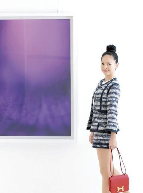 Clothing, Violet, Purple, Shoulder, Pink, Fashion, Outerwear, Neck, Joint, Leg,