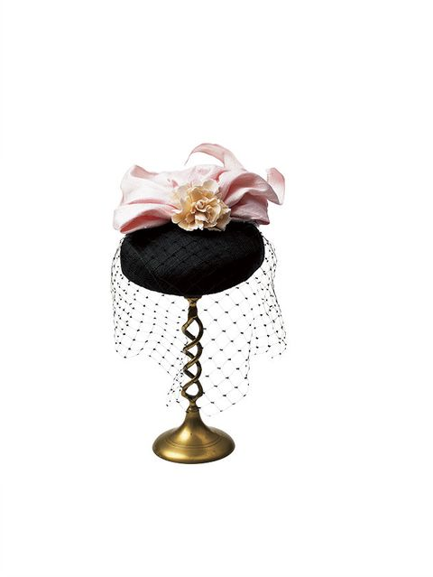 Product, Fashion accessory, Pink, Jewellery, Headgear, Costume accessory, Headpiece, Pearl, Beige, Hat,
