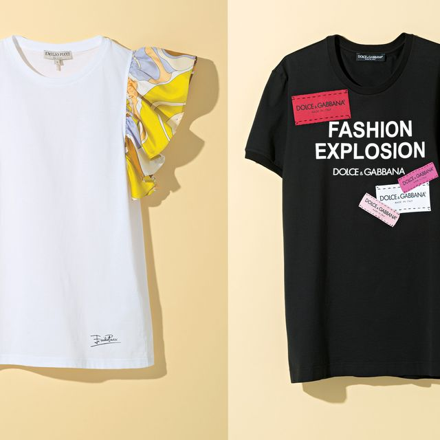 Clothing, White, T-shirt, Product, Yellow, Sleeve, Font, Brand, Design, Footwear,