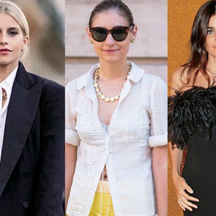 Eyewear, Hair, Fashion, Hairstyle, Sunglasses, Beauty, Suit, Glasses, Fashion model, Lip,
