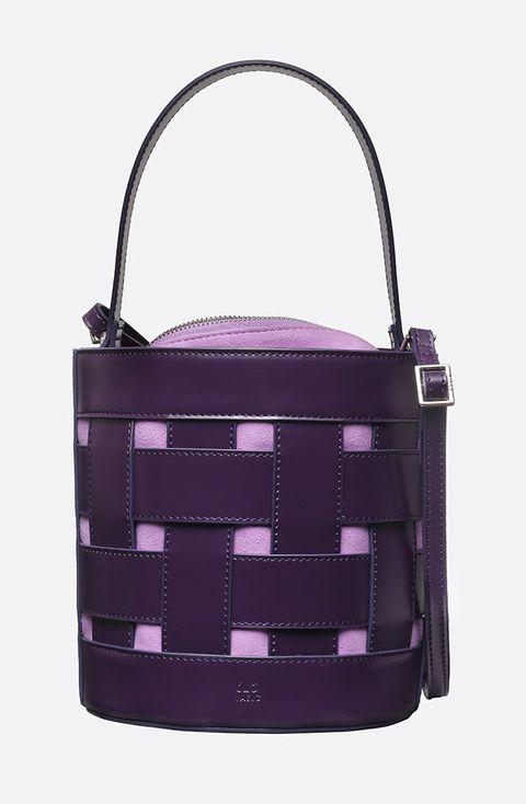 Handbag, Bag, Purple, Violet, Product, Fashion accessory, Shoulder bag, Lavender, Lilac, Design,