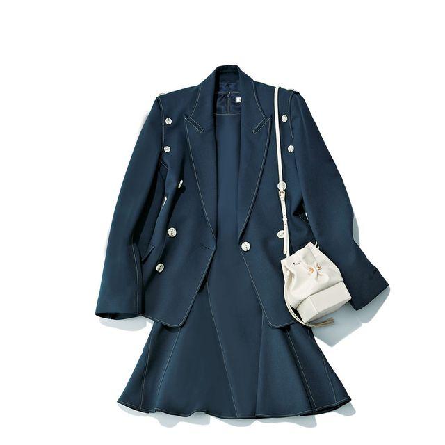 Clothing, Outerwear, Coat, Sleeve, Footwear, Jacket, Overcoat, Trench coat, Blazer, Beige,