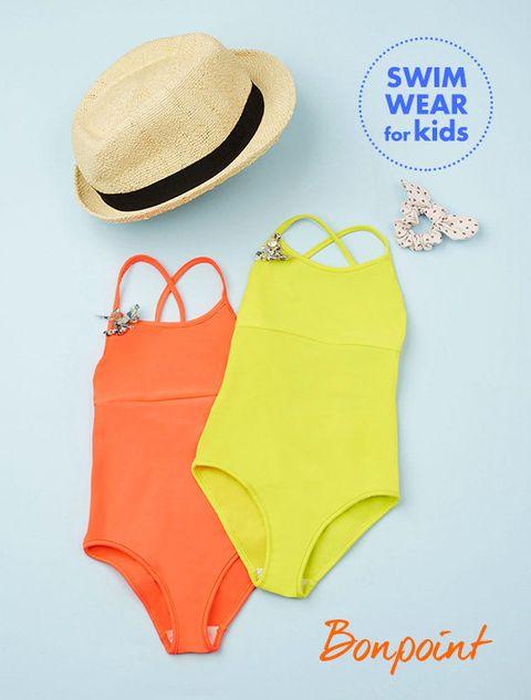 Clothing, Yellow, Orange, Product, Briefs, Baby & toddler clothing, Bikini, Swimwear, Swimsuit bottom, Undergarment,