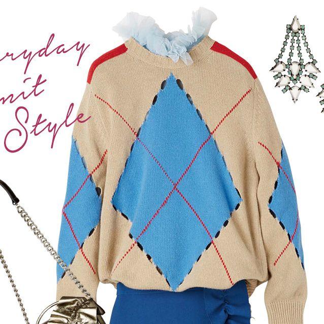 Blue, Sleeve, Textile, Collar, Jacket, Electric blue, Safety glove, Glove, Fashion design, Costume design,