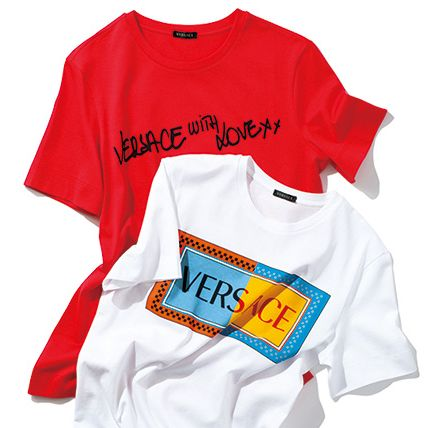White, Clothing, T-shirt, Product, Red, Sleeve, Font, Sportswear, Jersey, Active shirt,