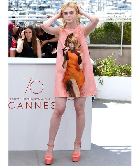 Clothing, Dress, Orange, Cocktail dress, Fashion, Fashion model, Footwear, Street fashion, Pink, Leg,