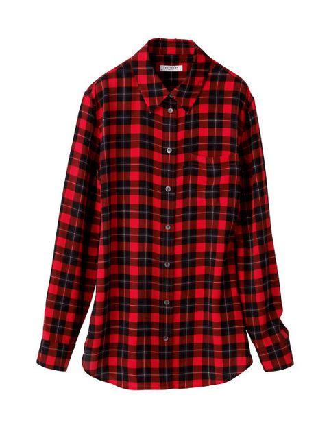 Clothing, Plaid, Product, Collar, Sleeve, Pattern, Tartan, Dress shirt, Textile, Shirt,
