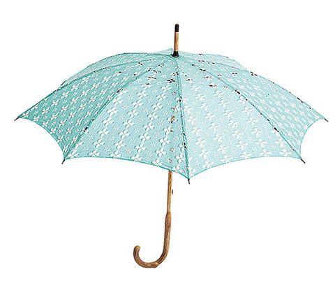 Umbrella, Line, Turquoise, Teal, Beige, Symmetry, Creative arts, Graphics,