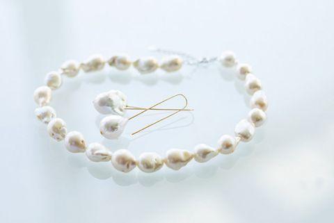 Pearl, Jewellery, Fashion accessory, Body jewelry, Gemstone, Bracelet, Bead, Jewelry making,