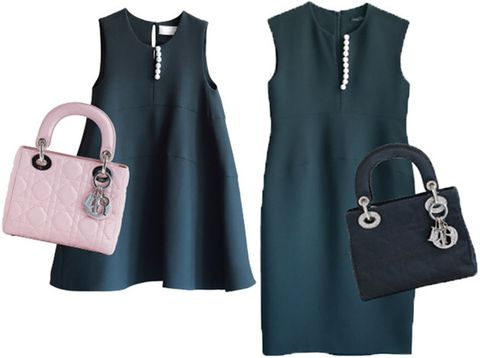 Bag, Handbag, Clothing, Black, Blue, Green, Product, Dress, Fashion accessory, Footwear,