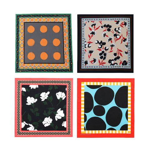 Pattern, Design, Textile, Visual arts, Rug, Polka dot,