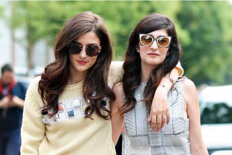 Eyewear, Sunglasses, Hair, Street fashion, Cool, Fashion, Beauty, Glasses, Hairstyle, Lip,