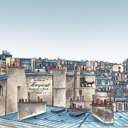 Roof, Urban area, Town, Neighbourhood, Human settlement, City, Architecture, Building, Residential area, Metropolitan area,