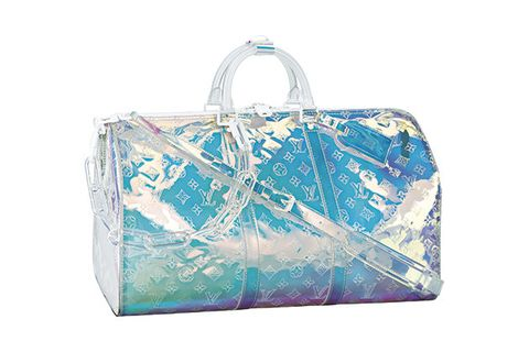 Bag, Handbag, Blue, Turquoise, Fashion accessory, Aqua, Hand luggage, Material property, Luggage and bags, Turquoise,
