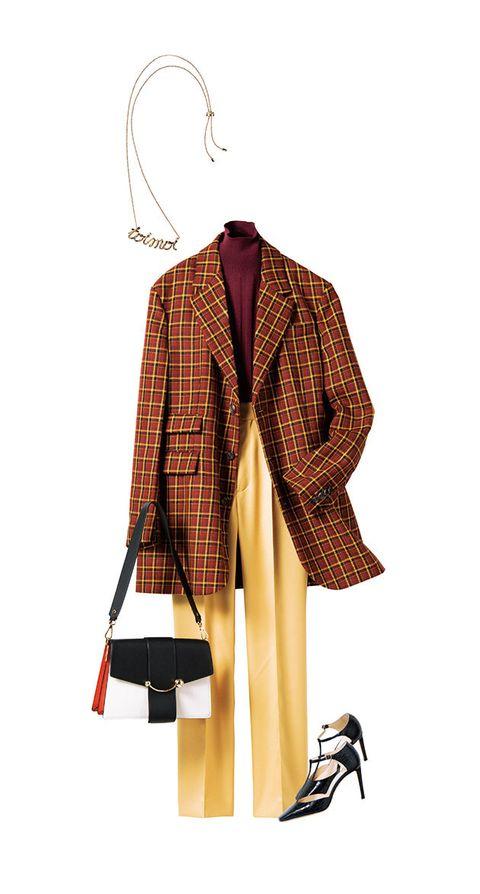 Clothing, Outerwear, Suit, Blazer, Fashion, Plaid, Jacket, Coat, Design, Clothes hanger,