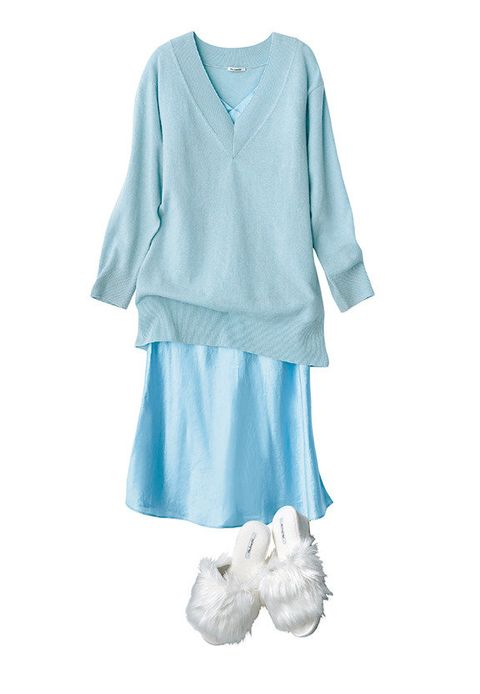 Clothing, White, Blue, Turquoise, Aqua, Sleeve, Product, Dress, Blouse, Outerwear,