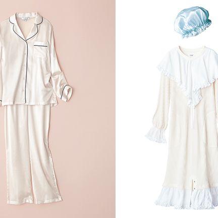Clothing, White, Dress, Day dress, Robe, Fashion, Outerwear, Sleeve, Costume design, Pattern,