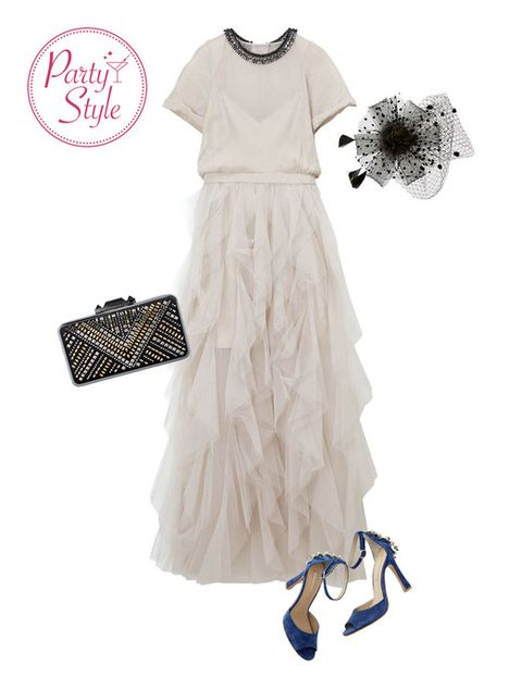 Product, Sleeve, Textile, Dress, White, Style, One-piece garment, Pattern, Fashion, Day dress,