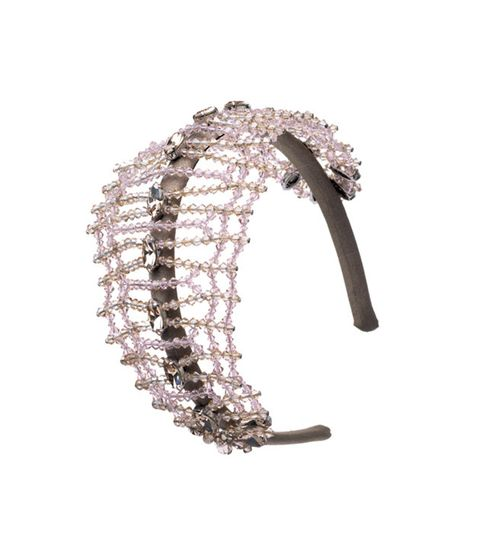 Headpiece, Fashion accessory, Jewellery, Hair accessory, Headband, Headgear, Brooch, Diamond, Ear,