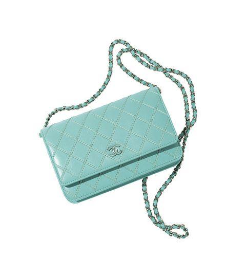 Bag, Handbag, Turquoise, Fashion accessory, Shoulder bag, Wristlet, Turquoise,