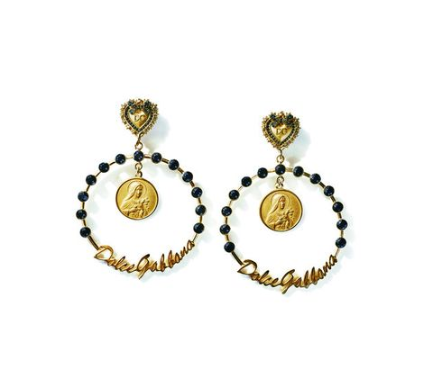 Jewellery, Body jewelry, Fashion accessory, Earrings, Gemstone, Circle, Jewelry making, Gold, Metal,