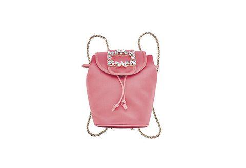 Pink, Bag, Product, Handbag, Leather, Fashion accessory, Font, Shoulder bag, Magenta,