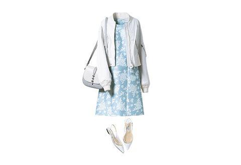 Clothing, Turquoise, Blue, Outerwear, Jacket, Footwear, Denim, Coat, Dress, Sleeve,