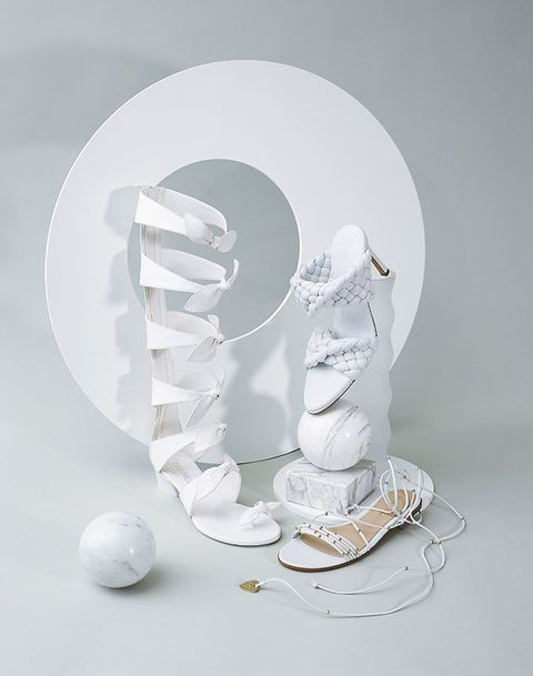 White, Footwear, Shoe, Still life photography, Illustration, Still life,