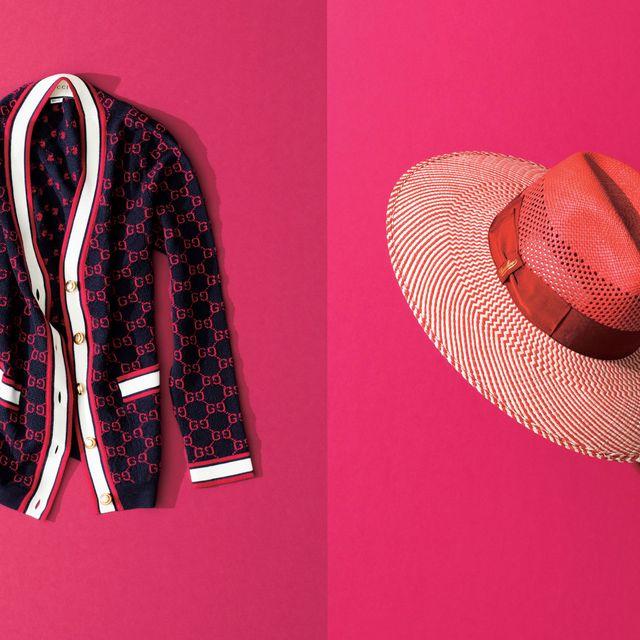 Pink, Clothing, Hat, Magenta, Fashion accessory, Headgear, Sun hat, Font, Sombrero, Illustration,