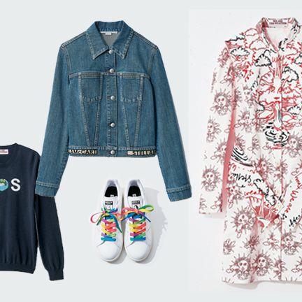 Clothing, Denim, Outerwear, Sleeve, Fashion, Jacket, Jeans, Textile, T-shirt, Shirt,