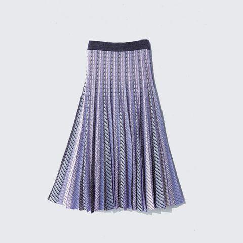 Clothing, Purple, Violet, Lilac, A-line, Fashion, Textile, Dress, Pattern, Waist,