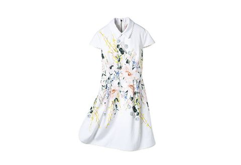 Product, Sleeve, Collar, White, Baby & toddler clothing, Pattern, Active shirt, Day dress, Clothes hanger, Fashion design,