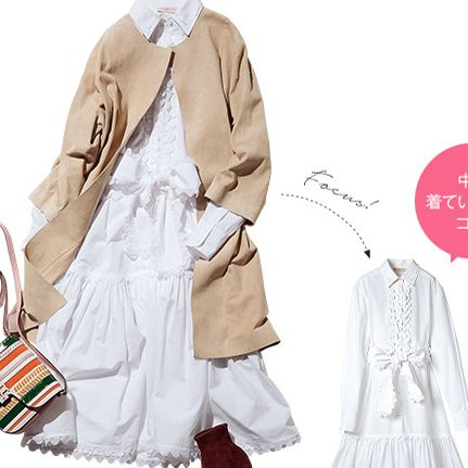 White, Clothing, Outerwear, Fashion, Fashion illustration, Beige, Footwear, Peach, Costume design, Illustration,
