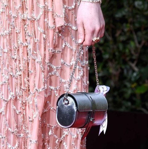 Pink, Red, Water, Hand, Fashion accessory, Glass, Metal,