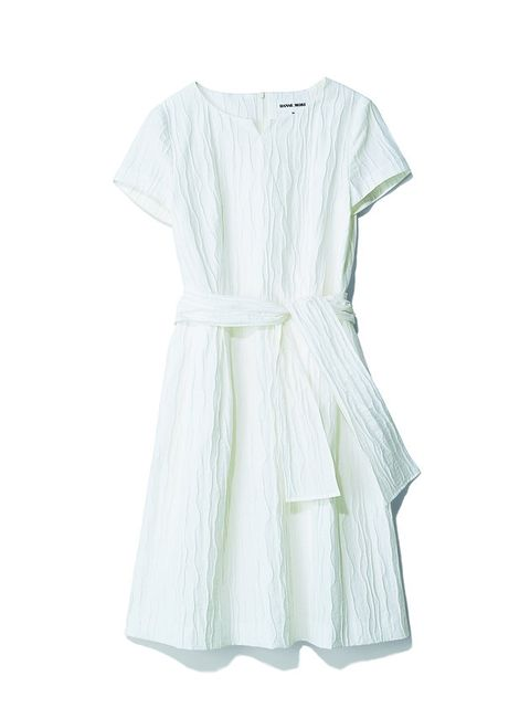 Clothing, White, Dress, Day dress, Sleeve, Product, Robe, Cocktail dress, Nightwear, Neck,