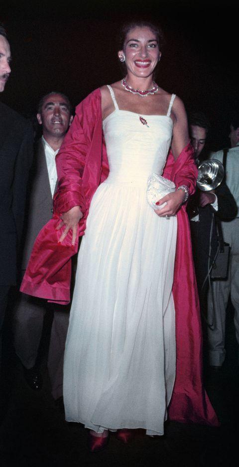 Pink, White, Gown, Dress, Formal wear, Clothing, Fashion, Wedding dress, Shoulder, Event,