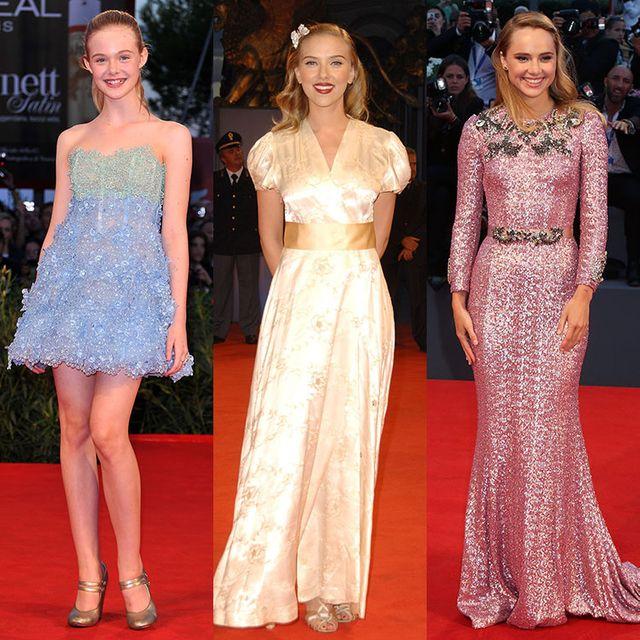 Red carpet, Fashion model, Dress, Carpet, Clothing, Fashion, Flooring, Shoulder, Premiere, Gown,