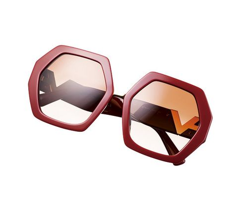 Eyewear, Glasses, Sunglasses, Orange, Personal protective equipment, Vision care, Automotive mirror,