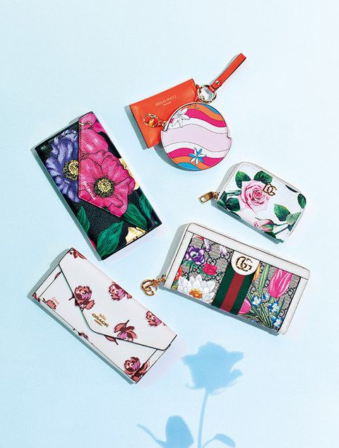 Pink, Wallet, Fashion accessory, Illustration, Paper, Paper product,