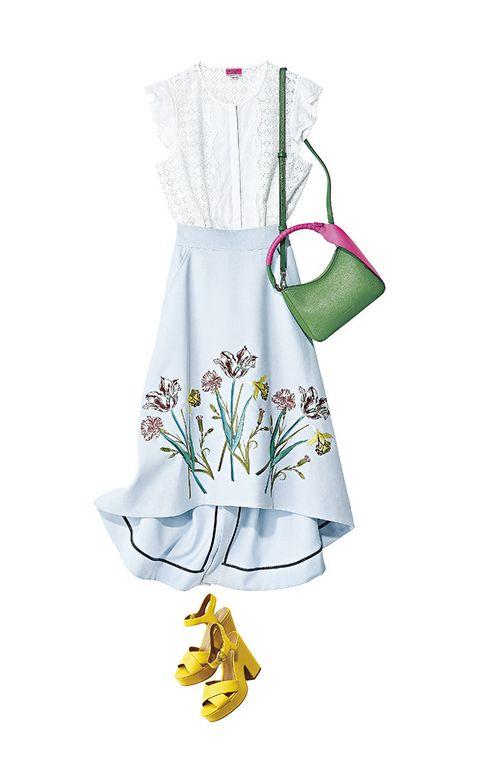 White, Clothing, Dress, Day dress, Cocktail dress, Fashion design,