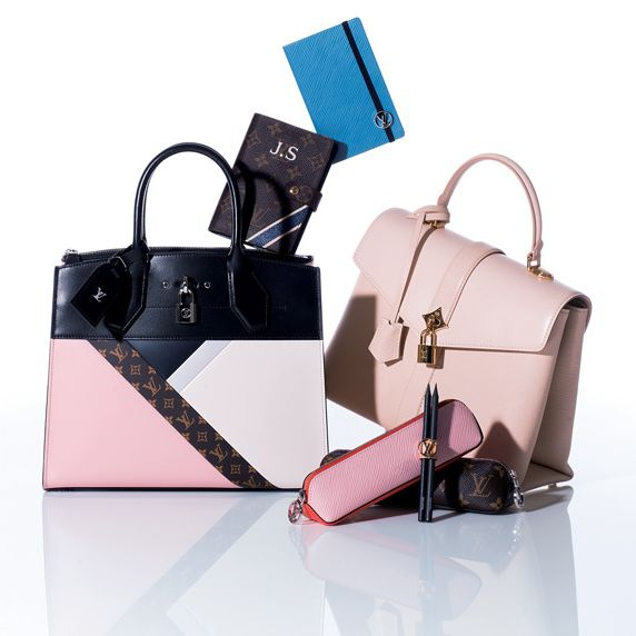 Handbag, Bag, Product, Fashion accessory, Pink, Design, Material property, Font, Leather, Strap,