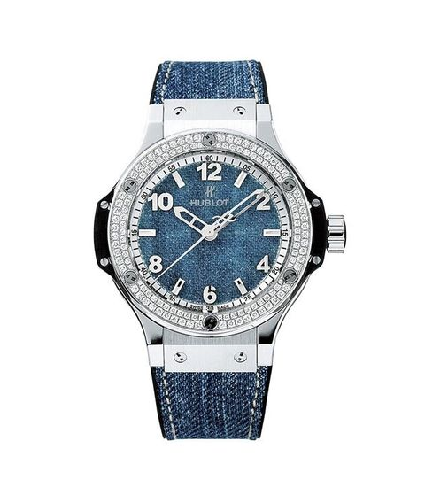 Watch, Analog watch, Strap, Watch accessory, Fashion accessory, Blue, Jewellery, Silver, Brand, Material property,