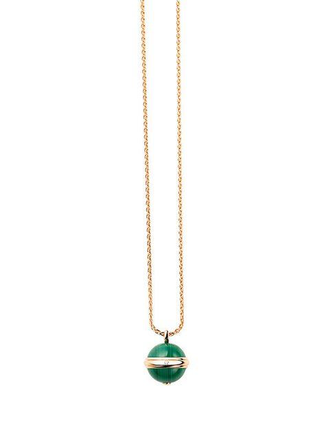 Jewellery, Necklace, Fashion accessory, Pendant, Body jewelry, Locket, Chain, Emerald, Gemstone,