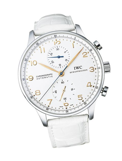 Watch, Analog watch, White, Watch accessory, Strap, Fashion accessory, Jewellery, Brand, Font, Material property,