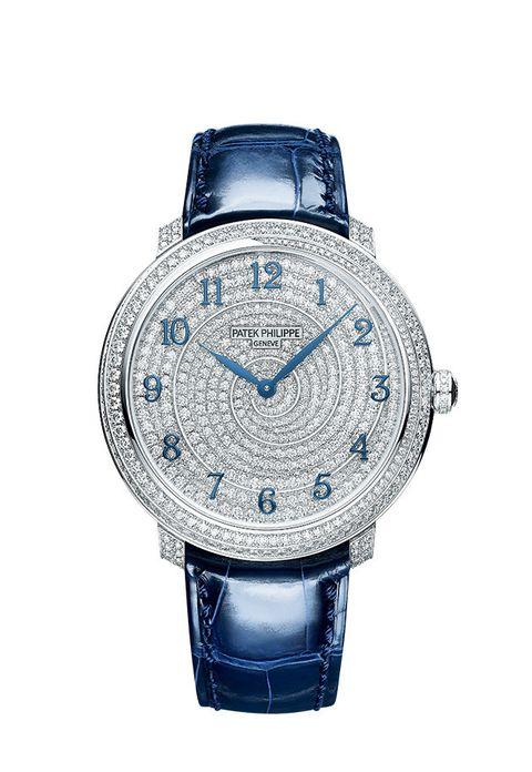 Watch, Analog watch, Strap, Watch accessory, Fashion accessory, Blue, Silver, Jewellery, Brand, Font,