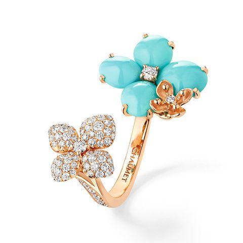 Jewellery, Fashion accessory, Body jewelry, Turquoise, Gemstone, Aqua, Turquoise, Diamond, Finger, Brooch,