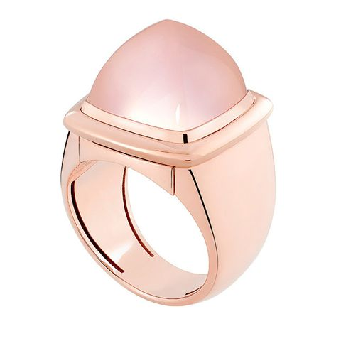 Ring, Jewellery, Fashion accessory, Peach, Metal, Engagement ring, Copper,